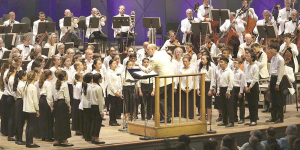National Youth Choir to sing pieces by NYCGB Alumnus James Burton at BBC Proms